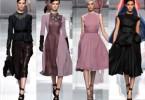 Парижская мода – законодательница изящных и уникальных форм