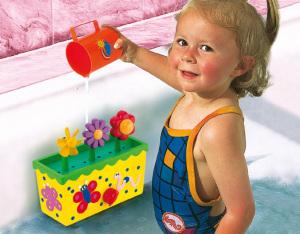 Роль игрушек для ванной