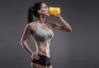 Спортивное питание для девушек