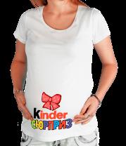футболки для беременных