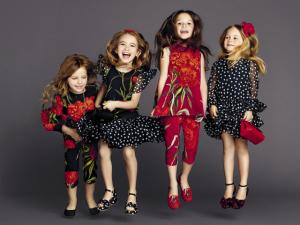 Детская мода в 2018 году