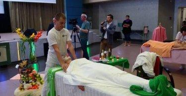 чемпионат по массажу