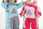 Детские комбинезоны: преимущества выбора