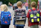 Выбор школьного рюкзака для ребенка