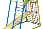 Детские спортивные комплексы: плюсы