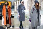 Шапка под пальто: как выглядеть стильно?