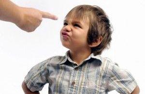 Ребёнок не слушается