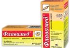 Флавамед: особенности препарата