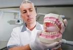 Услуги стоматолога–ортопеда