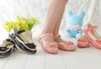 Особенности выбора обуви для девочек