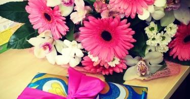 подарок девушке на День Рождения
