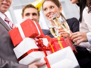 подарки на корпоратив
