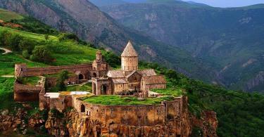 Туры в Армению от компании БЕСТ ТУР