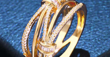 Виды золотых колец и правила их выбора