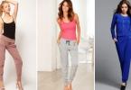 Купить женские трикотажные брюки в Иваново: зачем покупать кюлоты, как их п ...