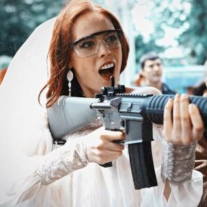 оружие для женщины