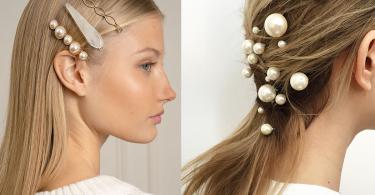 Популярные аксессуары для волос