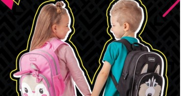 Новая коллекция рюкзаков и текстиля Kite 2020