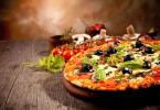 Доставка пиццы из ресторана