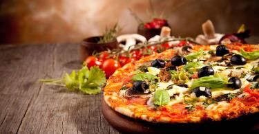 Доставка пиццы из ресторана il Molino
