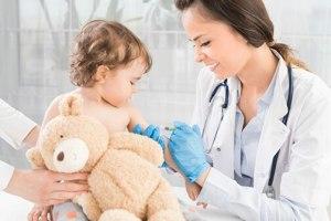 Вакцинация в МЦ «MEDOK»