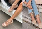 Универсальная летняя обувь