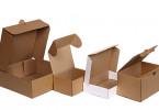 Преимущества использования самосборных крафтовых коробок