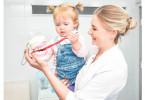 стоматолог для ребенка